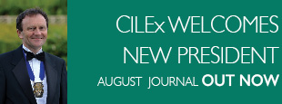 CILEx Journal August 2015 edition