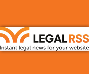 Legal RSS ad
