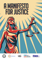 Manifesto for Justice launched