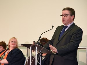 Solicitor General Robert Buckland QC MP