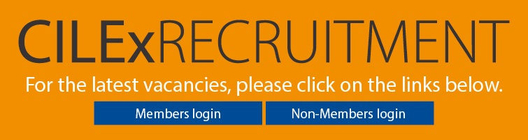 CILEx Recruitment
