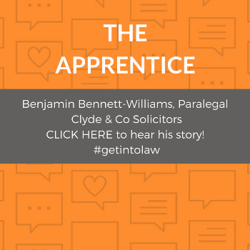 The Apprentice case study