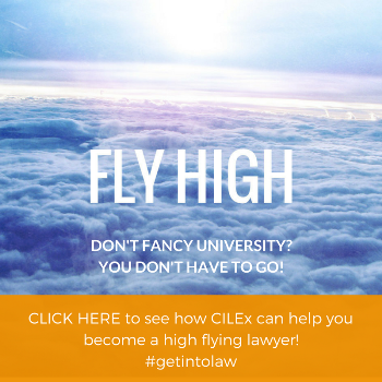 Fly high with CILEx