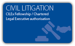 Civil Litigation - Fellowship - Chartered Legal Executive