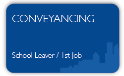 Conveyancing - Qualification Level 3 - School Leaver