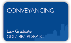 Conveyancing - Qualification Level 6 - Law Graduates
