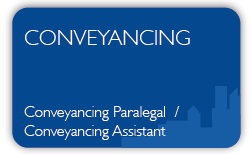Conveyancing - Qualifications Level 6 - Support Workers