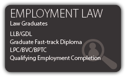 Employment - Law Graduates - CILEx Fast-track Qualification