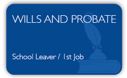 Wills and Probate Qualification - Level 3 - School Leavers