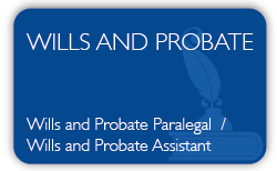 Wills and Probate Qualification - Level 6 - Paralegal