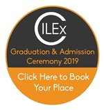 CILEx Graduation Ceremony