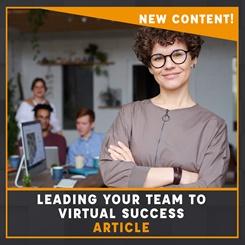Leading your team to virtual success article