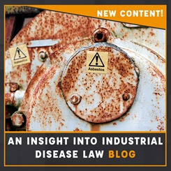 An insight into industrial disease law blog
