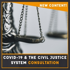 Covid-19 and the civil justice system consultation