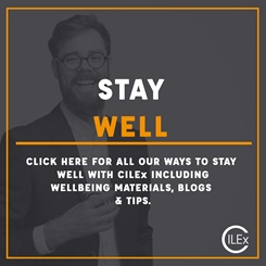 CILEx Stay Well