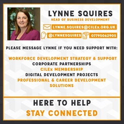 Lynne Squires @CILEx Contact Card